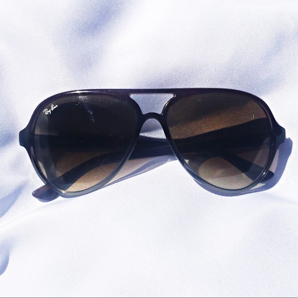 aa068341f2 Ray-Ban RB4125 Cats 5000 brown gradient. M 5ae770c284b5cef34ba52c4d